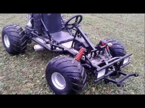Motor Go Kart Mit Honda Cbr 600f