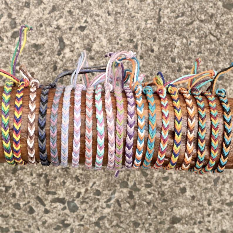 Hemp wristband  Anklet