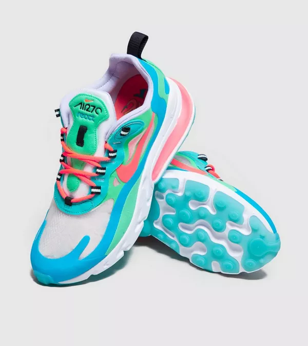Nike Air Max 270 React Women's | Size? | Air max 270, Nike