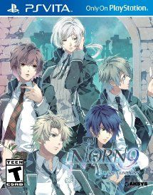 Norn9: Var Commons - PlayStation Vita