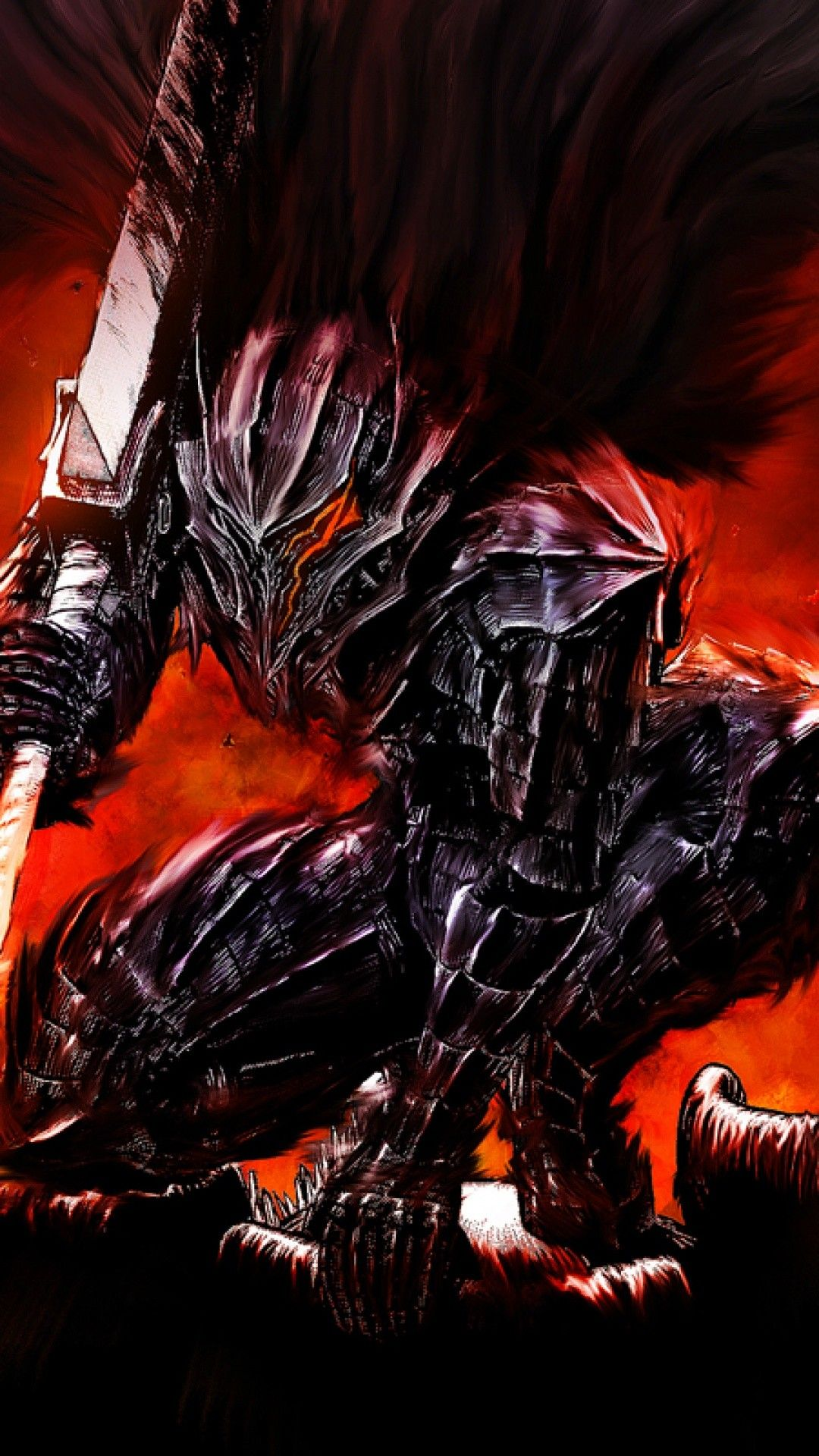1080x1920 Berserker Armor Iphone 5 Wallpaper Id 52922