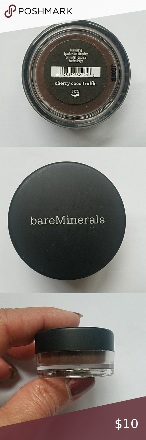 BARE MINERALS Cherry Coco Truffle in 2020 Mineral makeup