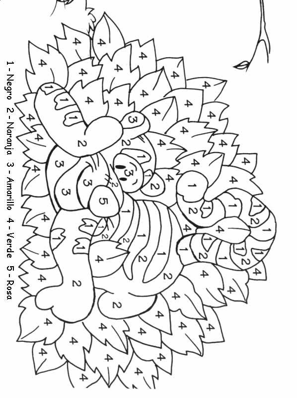 colorear_4   Dibujos para imprimir y colorear   niños   Pinterest ...