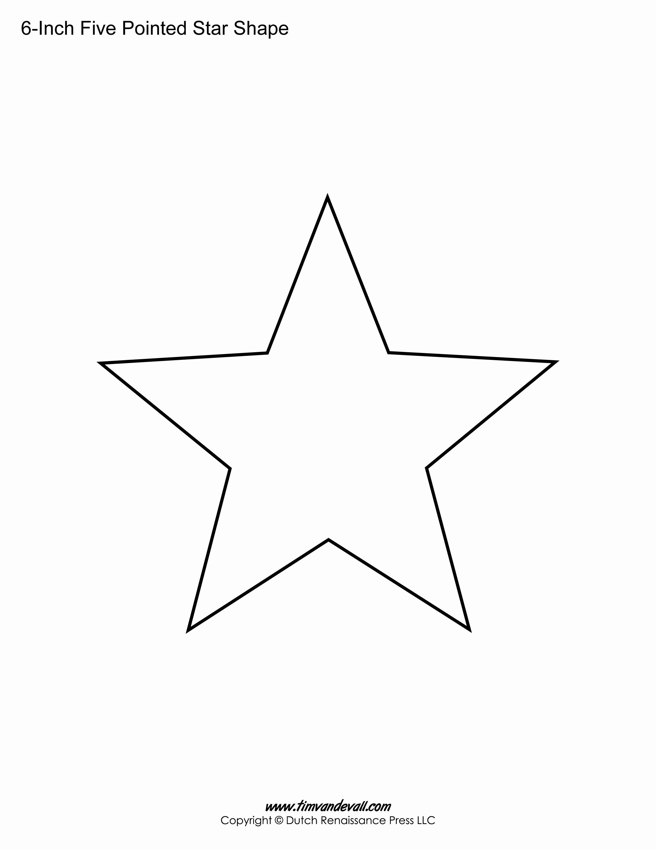 3 Inch Star Template Luxury 12 Best S Of 3d 5 Point Star Template 3d Paper Star Peterainsworth Star Template Star Template Printable Five Pointed Star
