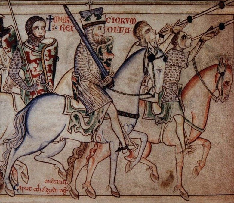 Early 13thC horse equipment