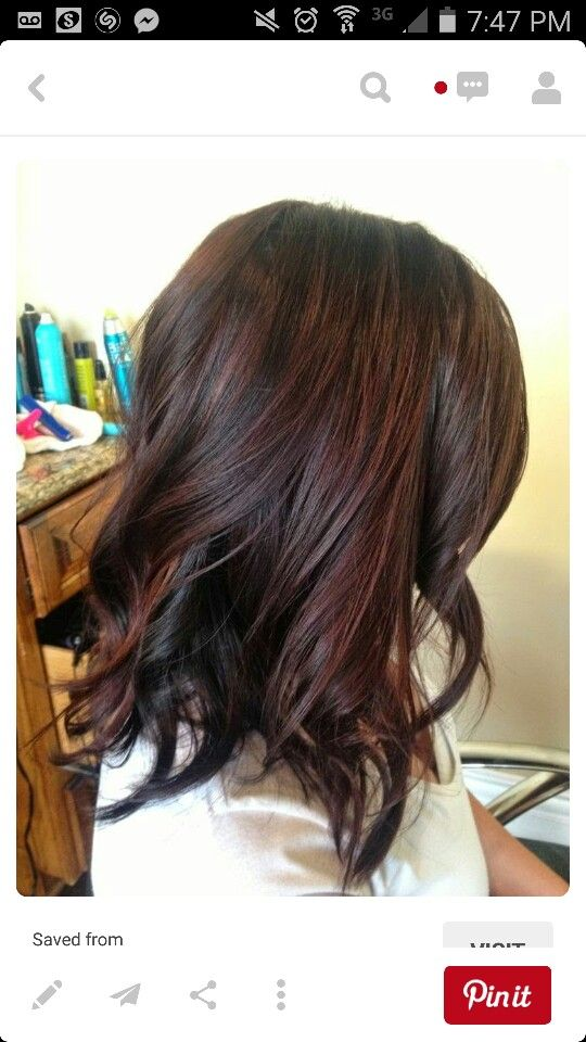 30 Ideas To Change Your Look With Hair Highlights Hair Pinterest