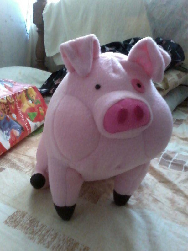 Gravity Falls Pig Wallpaper Pato