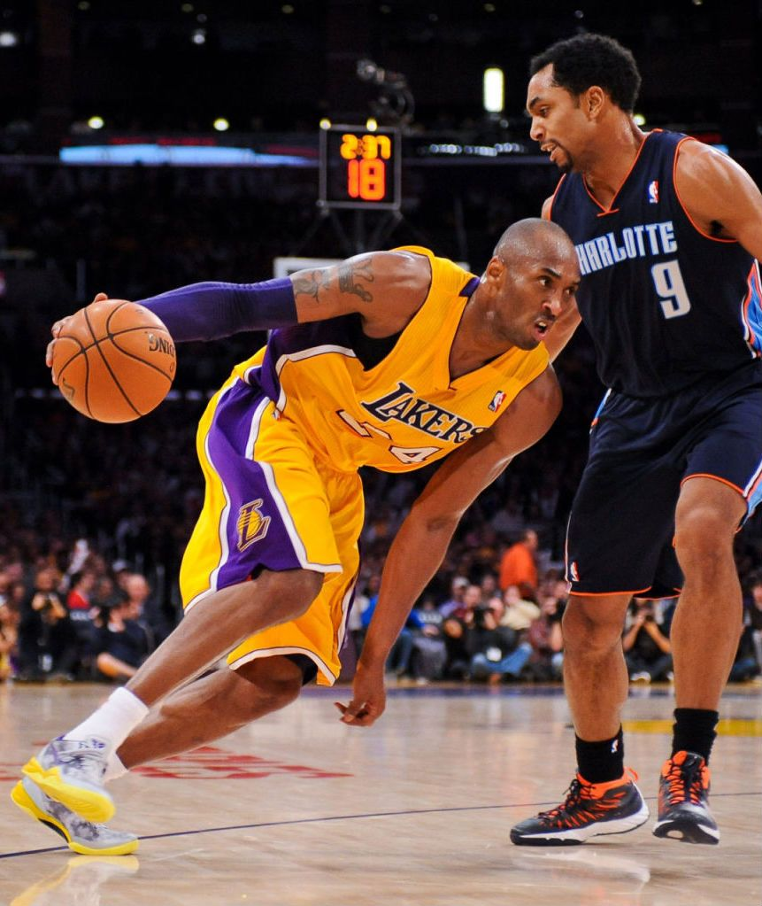 fefcad714ca Kobe Bryant Debuts