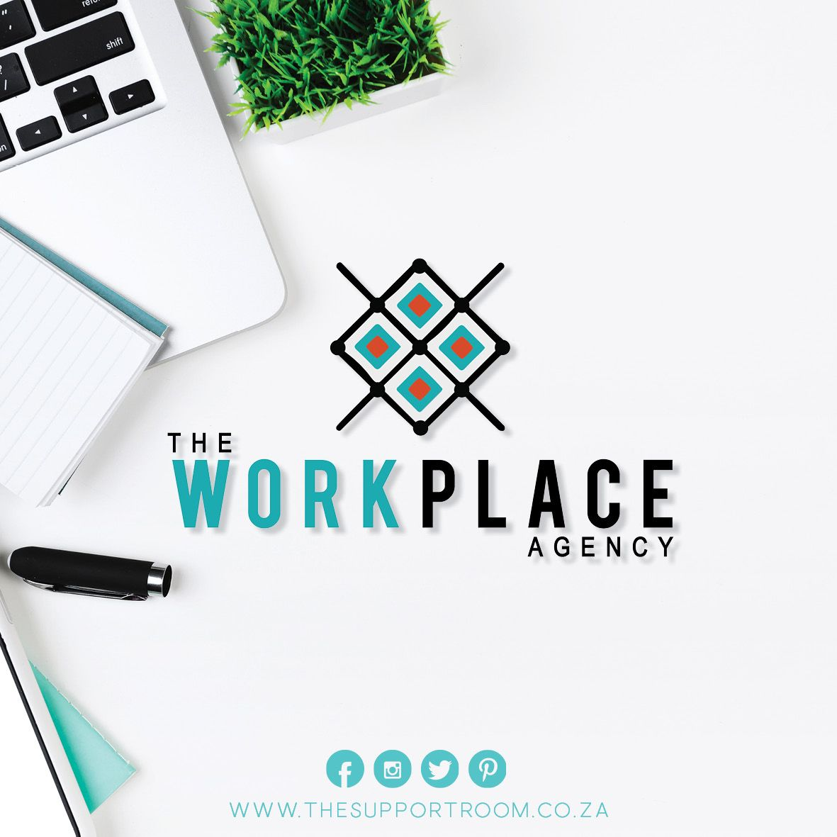 The Workplace Agency logo | Architecture logo | African ...