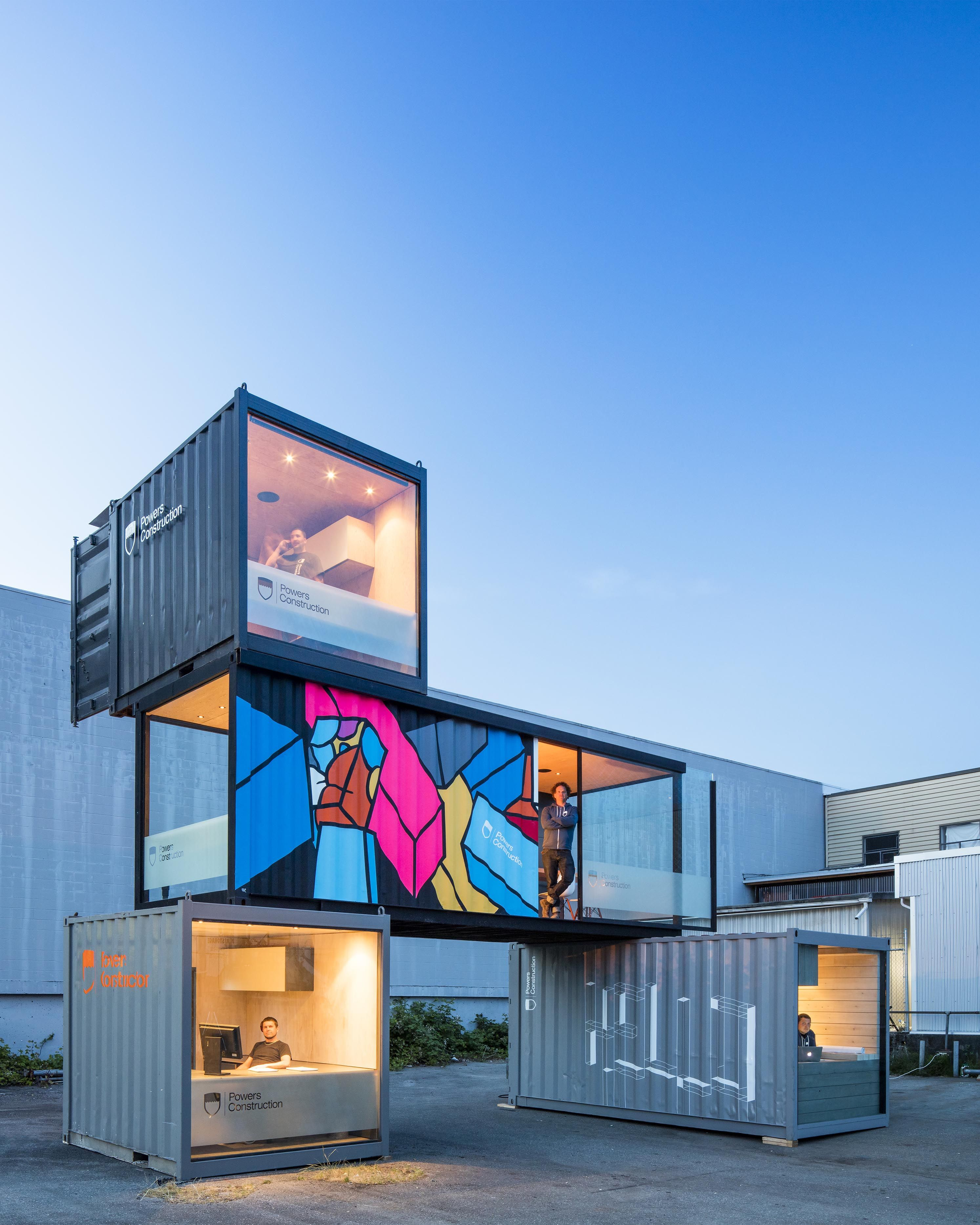 Shipping Container Offices (With Images)