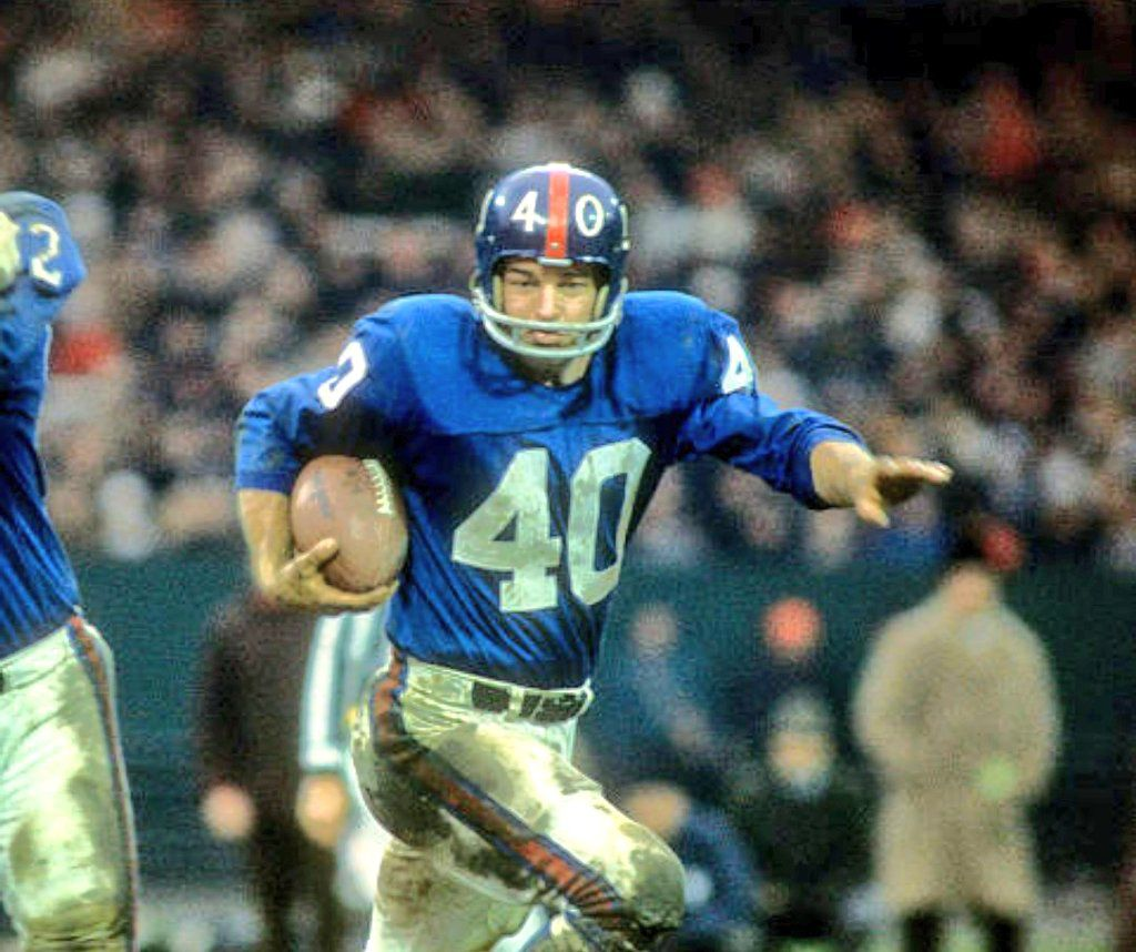 Pin by Rick on Vintage NFL in 2020 Giants football, Ny
