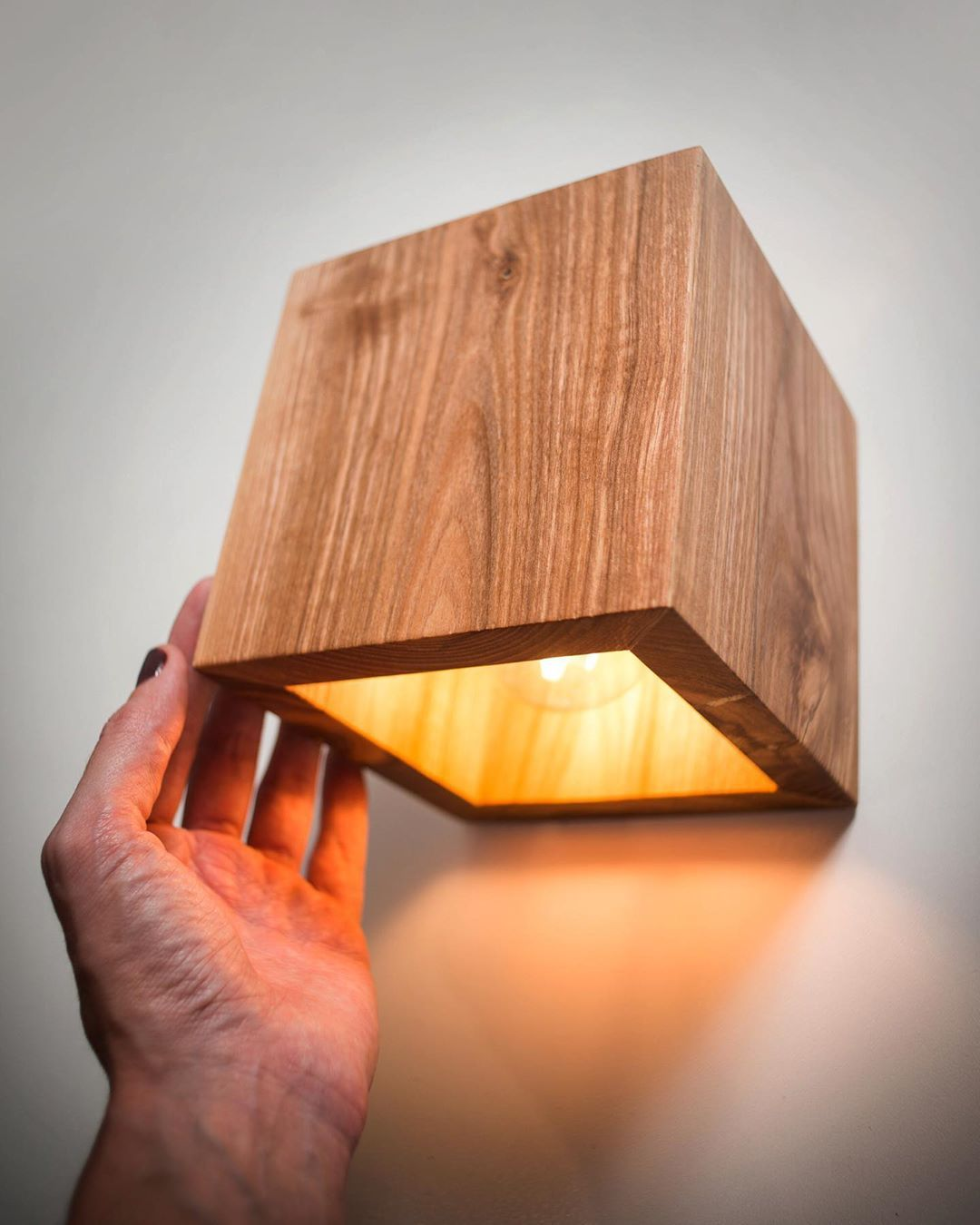 Discover Our Lighting Ideas For Bedroom Dining Room Of Even Farmhouse Nordic Industrial And Modern Our Recessed Or Wall Mo Wooden Lamp Wood Sconce Wood Lamps