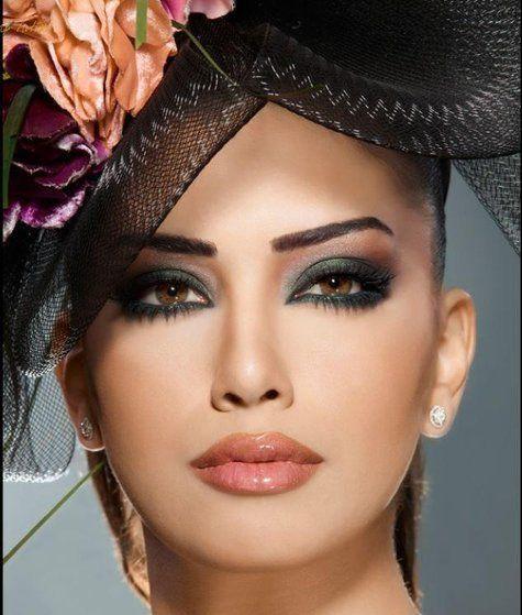 Bildergebnis Fur Arabisches Braut Make Up Make Up Beauty