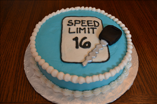 Outstanding 16Th Birthday Cake 16 Birthday Cake Sweet 16 Cakes Birthday Funny Birthday Cards Online Chimdamsfinfo