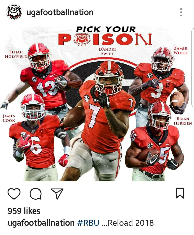 Pin By Caroline Williams On Love My Dawgs Georgia Bulldogs Football Georgia Football Georgia Dawgs