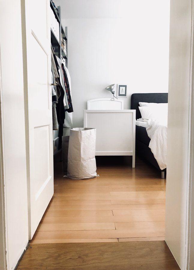 Durchblick, Kleiderschrank Klein Und Schlafzimmer Einrichten Ideen