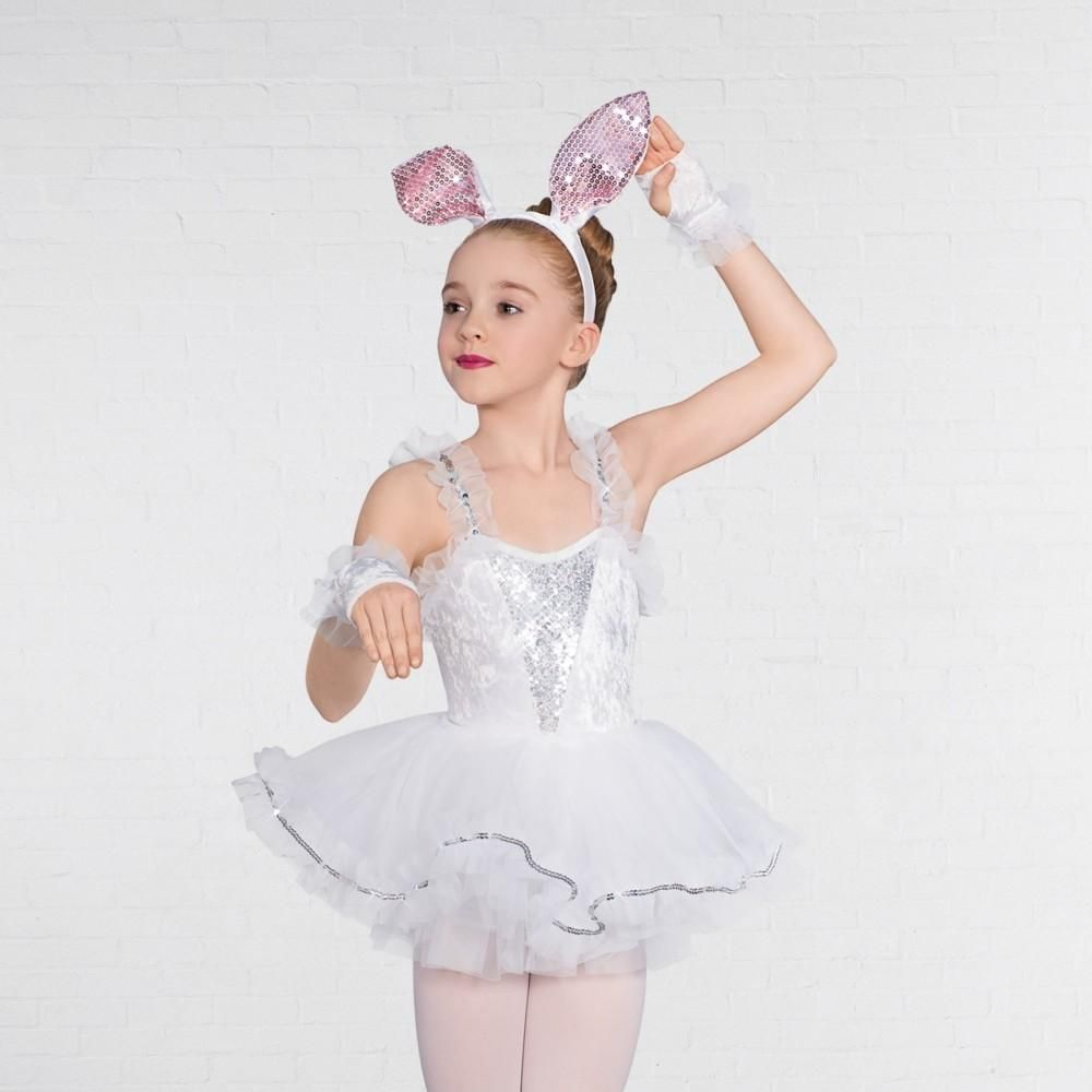 f1ade9c8a 1st Position Net Frill Character Unitard With Separate Tutu Skirt ...
