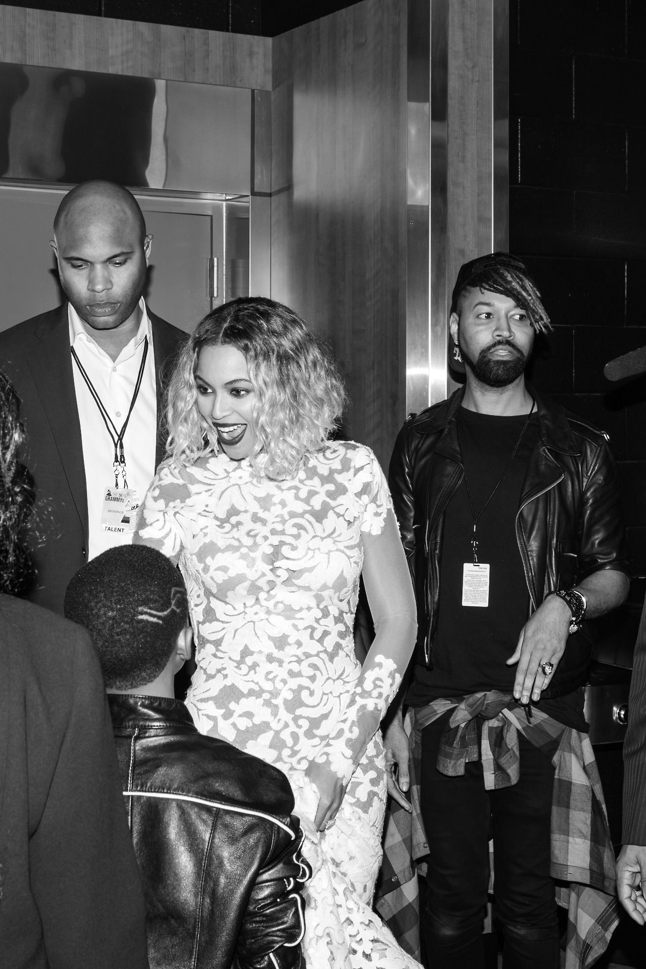 Beyonce:  Grammys 2014 Photographed by Robin Harper
