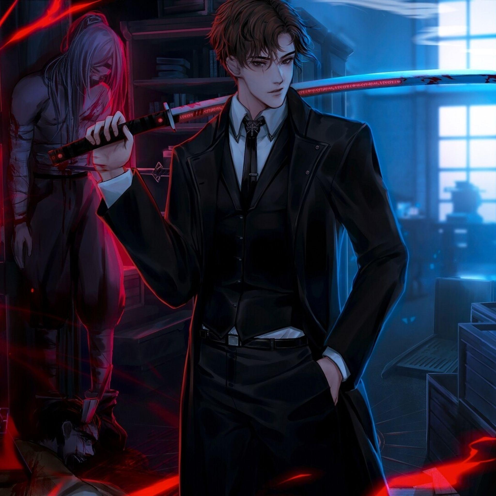 Anime Background Wallpaper Ipad
