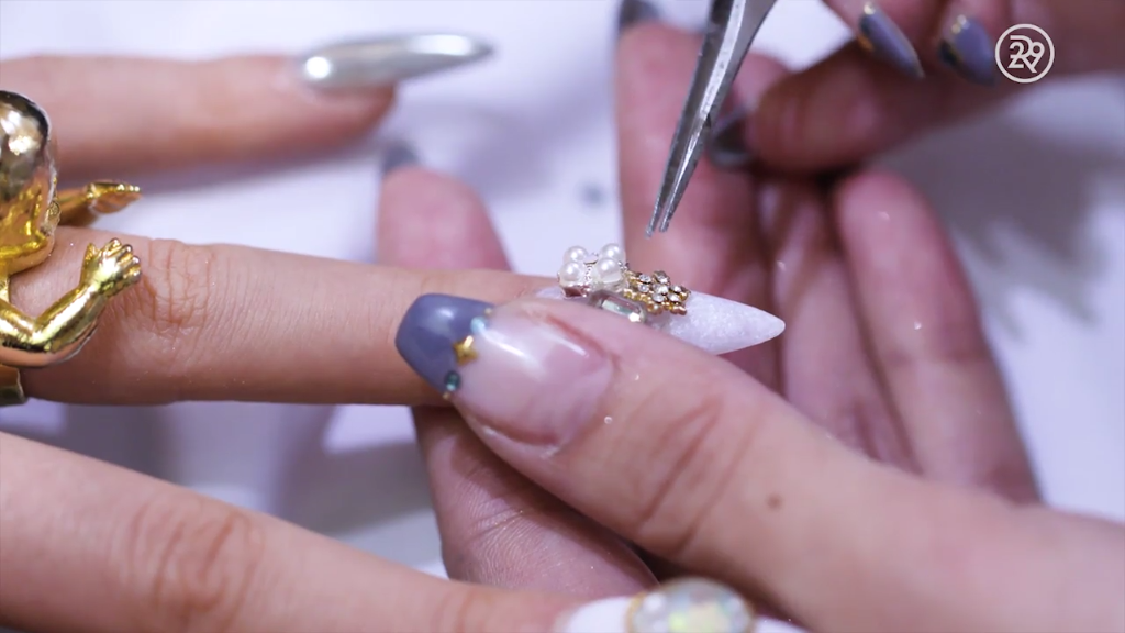 This Manicure Takes Three Hours to Perfect