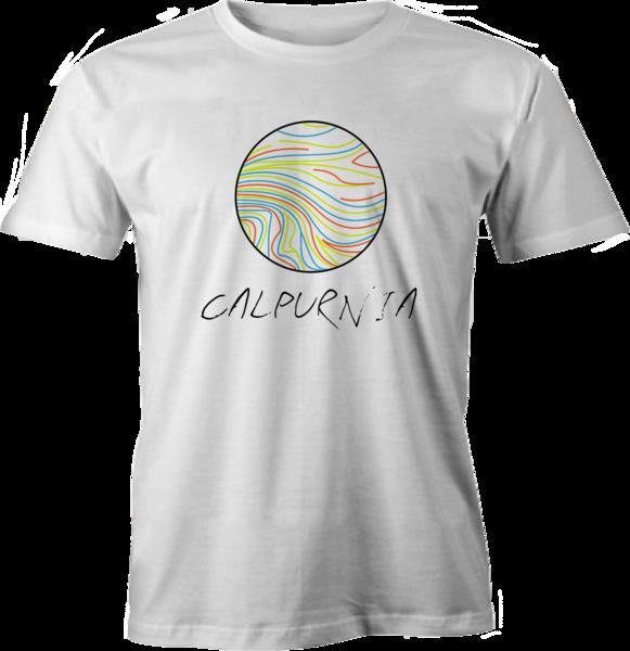 28658112 Official logo t-shirt for Calpurnia, Stranger Things' Finn Wolfhard's band,
