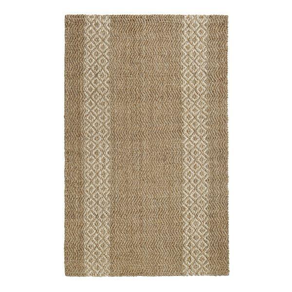 Jani Sandi Wool and Jute Rug (9' x 12')