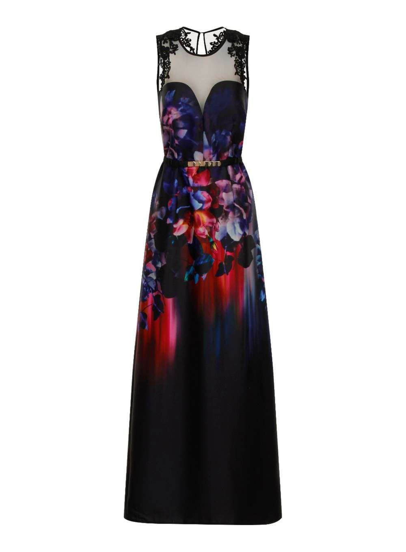 Little mistress floral maxi dress dresses floral maxi dress