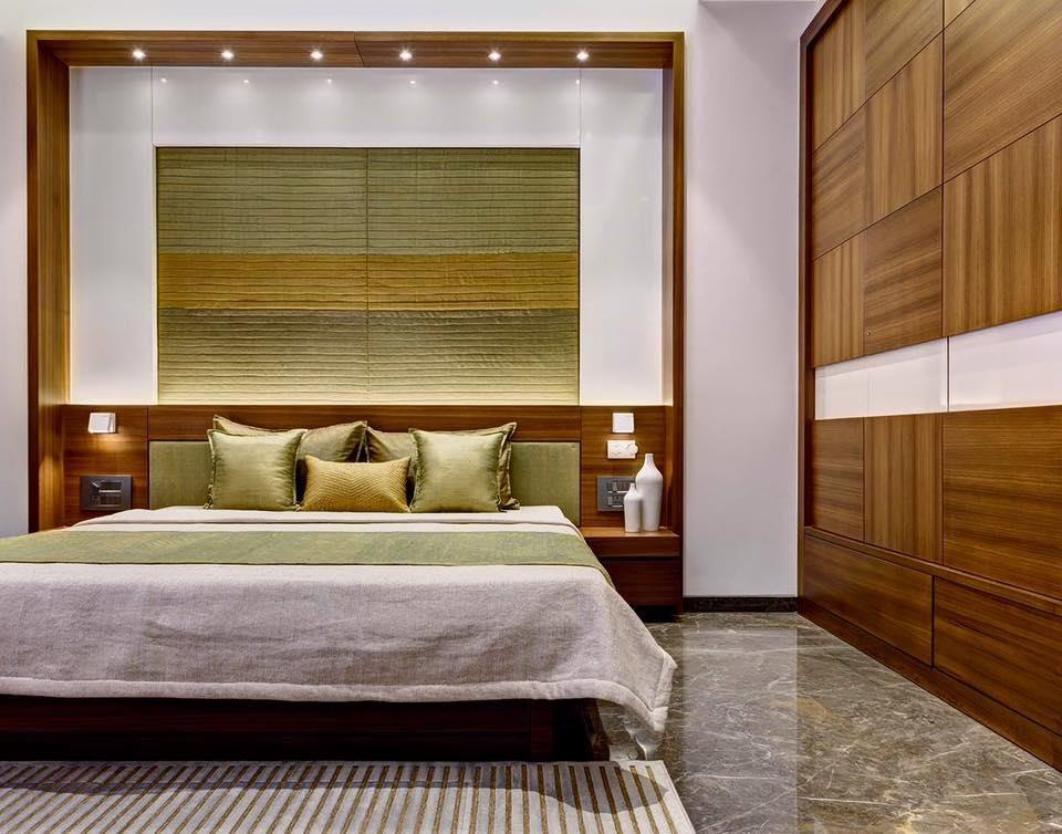 Ashwin Lovekar India Modern Bedroom Design Bedroom Furniture Design Bedroom Bed Design