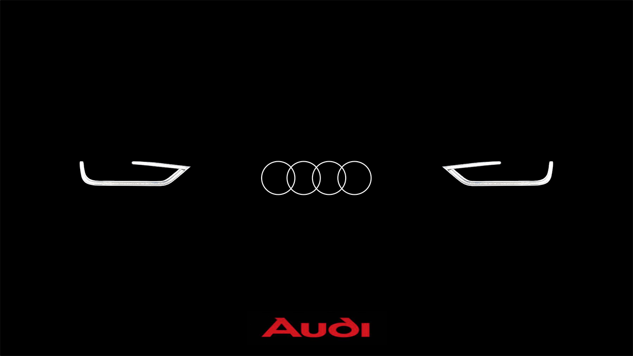 hight resolution of audi logo