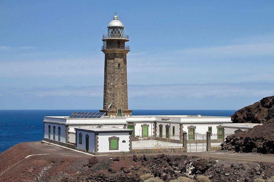 Faro De Punta Horquilla Isla Del Hierro Canarias Islas Canarias Faro Islas