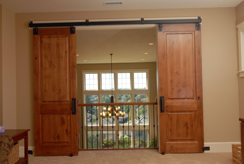 Double Sliding Doors Closet