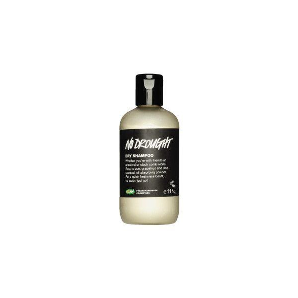 No Drought Dry Shampoo Powder Shampoo Lush Shampoo