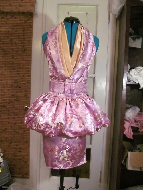 effie trinket | Tumblr | Costumes | Pinterest