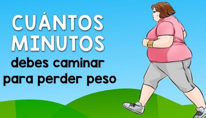 caminar diario ayuda adelgazar