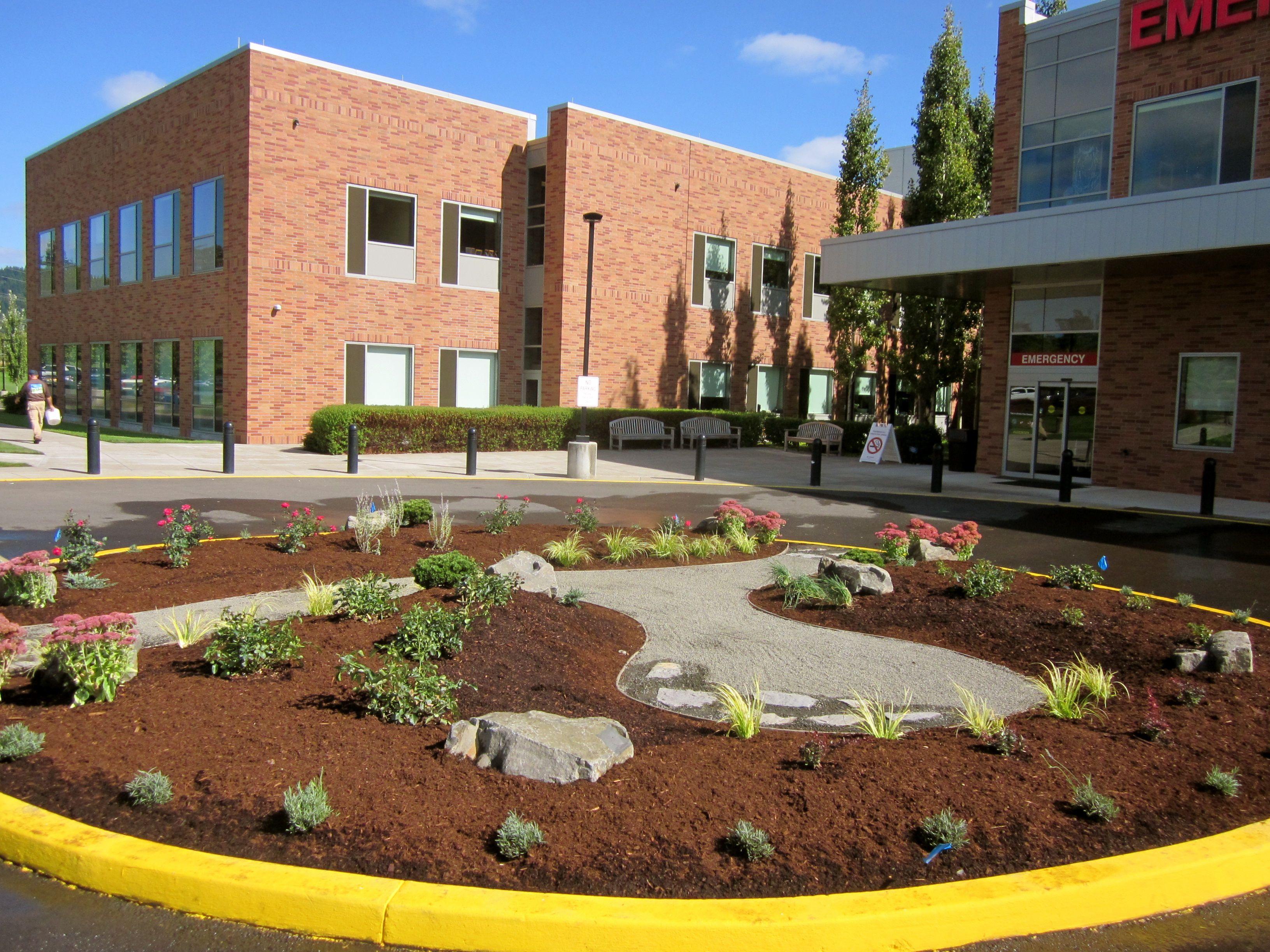 Dr mary foster memorial garden providence newberg
