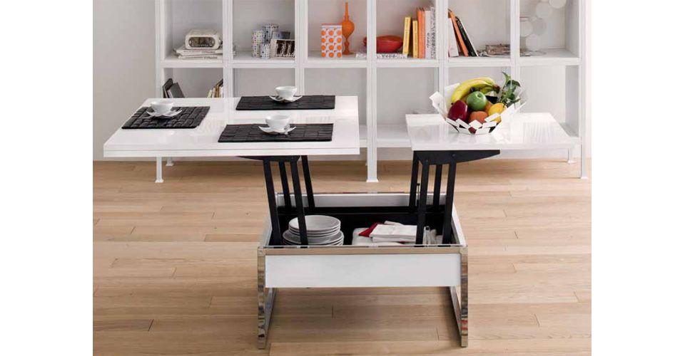 étourdissant table basse amovible   Décoration française ...