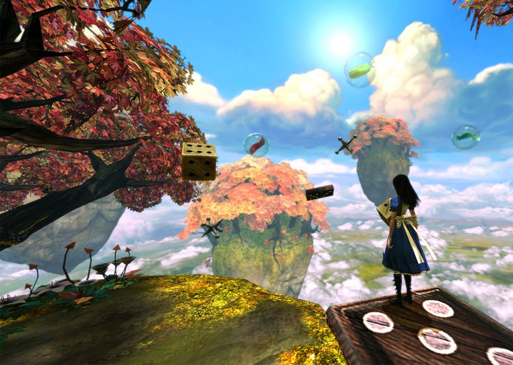 Custom preset for Alice Madness Returns controller support is not a