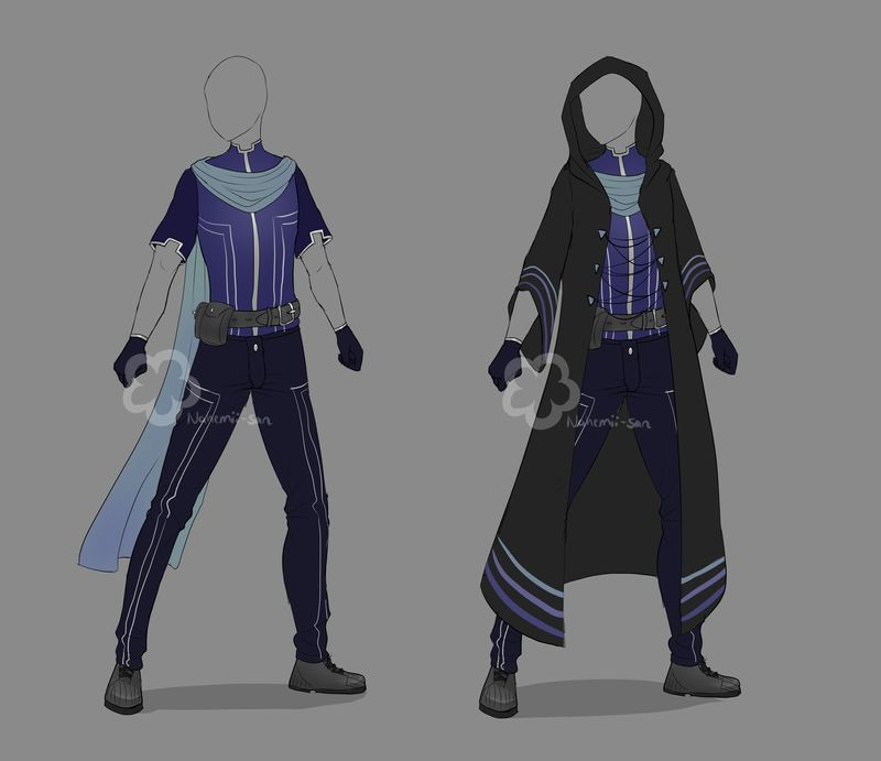 Fantasy Outfit 9 Closed By Nahemii San Fantasy Clothing Anime Outfits Drawing Anime Clothes