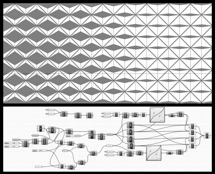Dynamic surface 01 grasshopper dise o param trico for Arquitectura parametrica pdf