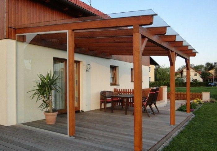 Terrassenüberdachungen: Nützliche Planungshilfen | Pergola ...