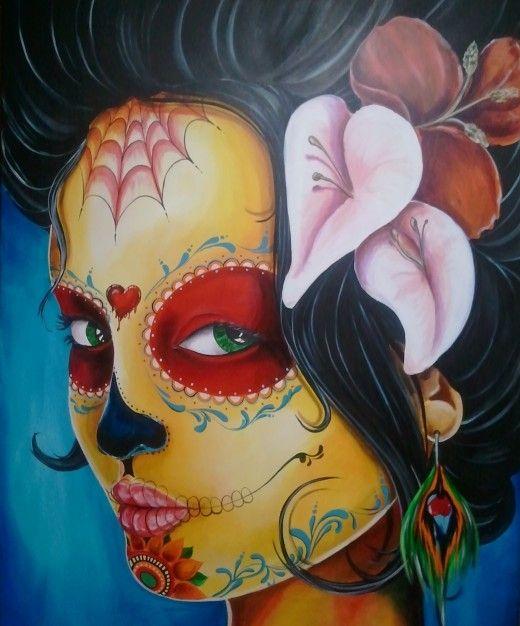 Hispanic Paintings Art