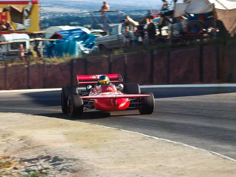 Ronnie Peterson, MarchCosworth 711 456 Classic racing