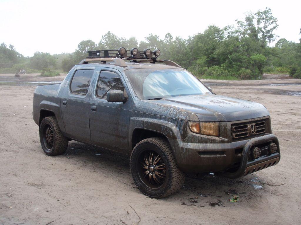 2006 Honda Ridgeline Roof Rack - Lovequilts