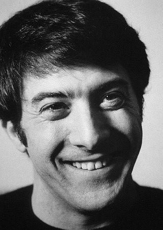 Dustin Hoffman in youth