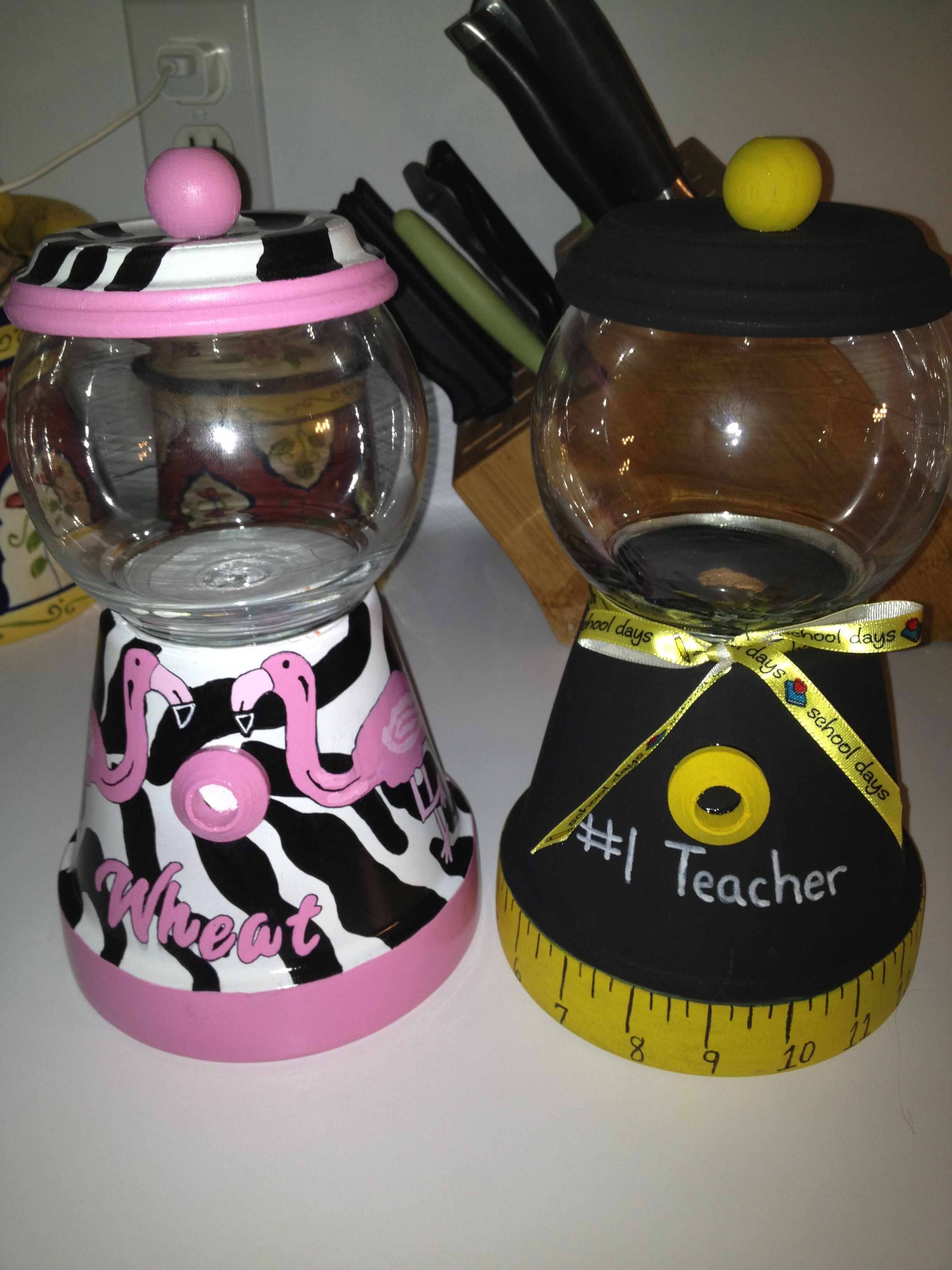 Pin By Shandra Dean On Flip Flops And Lollipops Clay Pot Projects For Garden Clay Pots Clay Pot Crafts