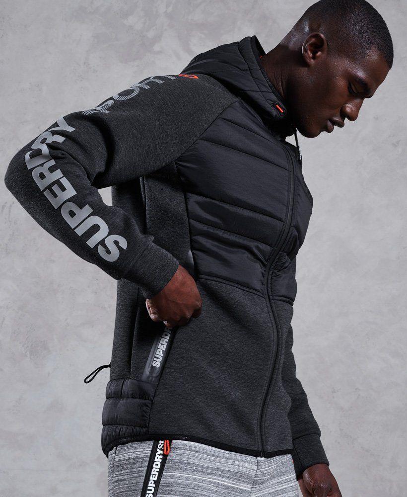 Superdry Carbon Biker Jacket