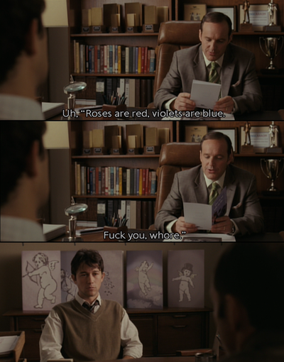 500 Days Of Summer Movies Quotes Scene 500 Days Of Summer Funny Films