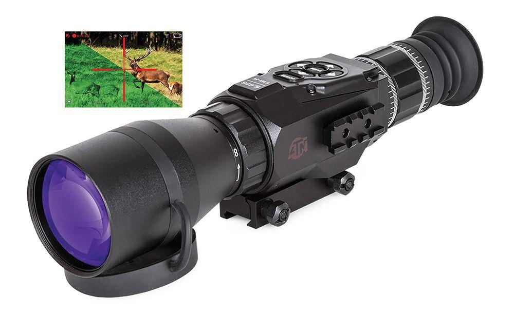 ATN DGWSXS312A XSight Scope Smart HD Optics Gen 312x