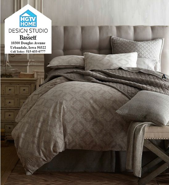 Come see our new custom bedding line at hgtv home design studio mix and match also rh pinterest