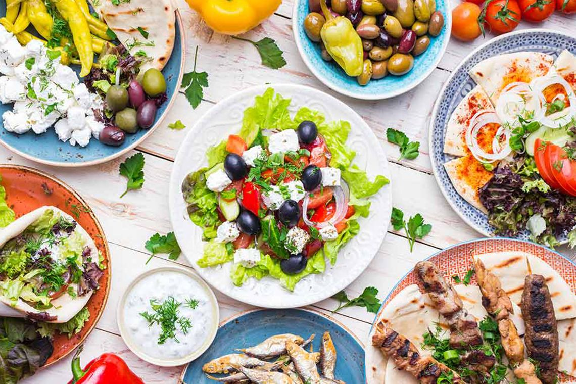 Top 5 Scrumptious Greek Cuisine that you must try in